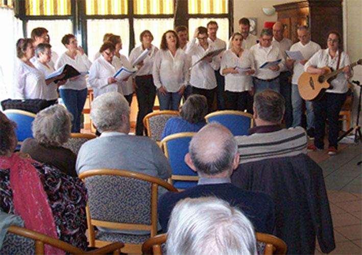 La Chorale de Saint-Martin