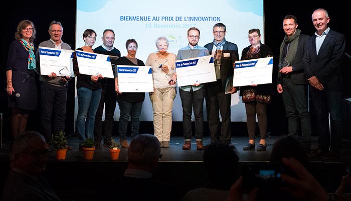 Prix de l'Innovation Marpa 2017